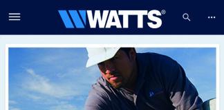 Applicazione Watts