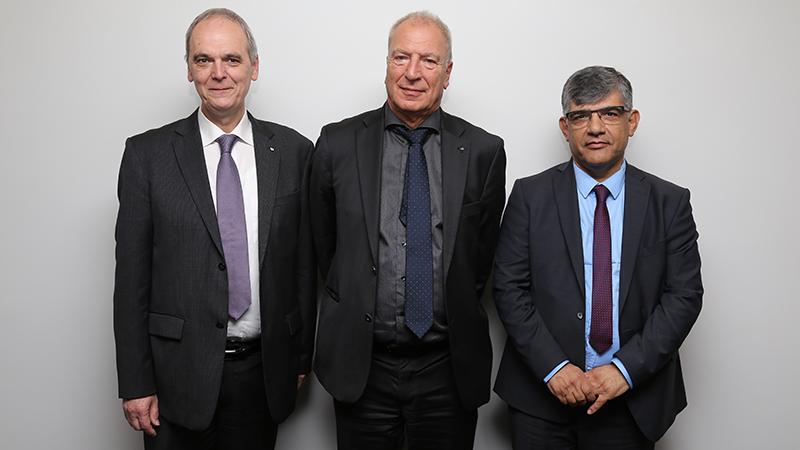 Segretario generale di Eurovent, presidente uscente e nuovo presidente