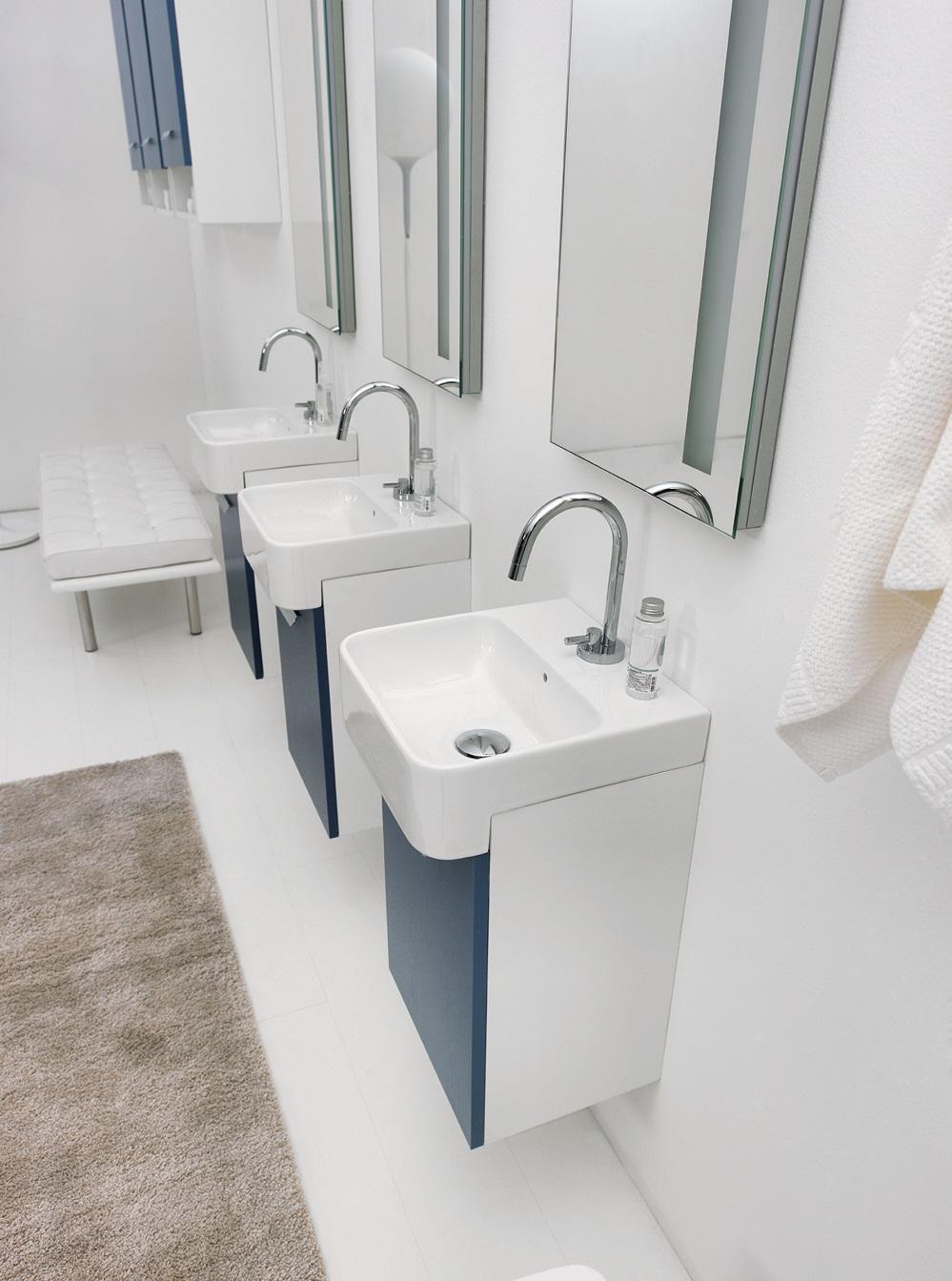 Lavabi Smart Per Il Bagno Lavanderia Acquaceramica Mini