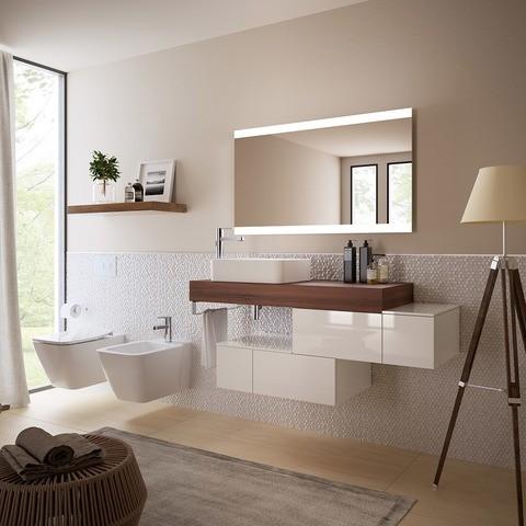 Sistemi completi per bagni residenziali e ospitalità di lusso Ideal ...
