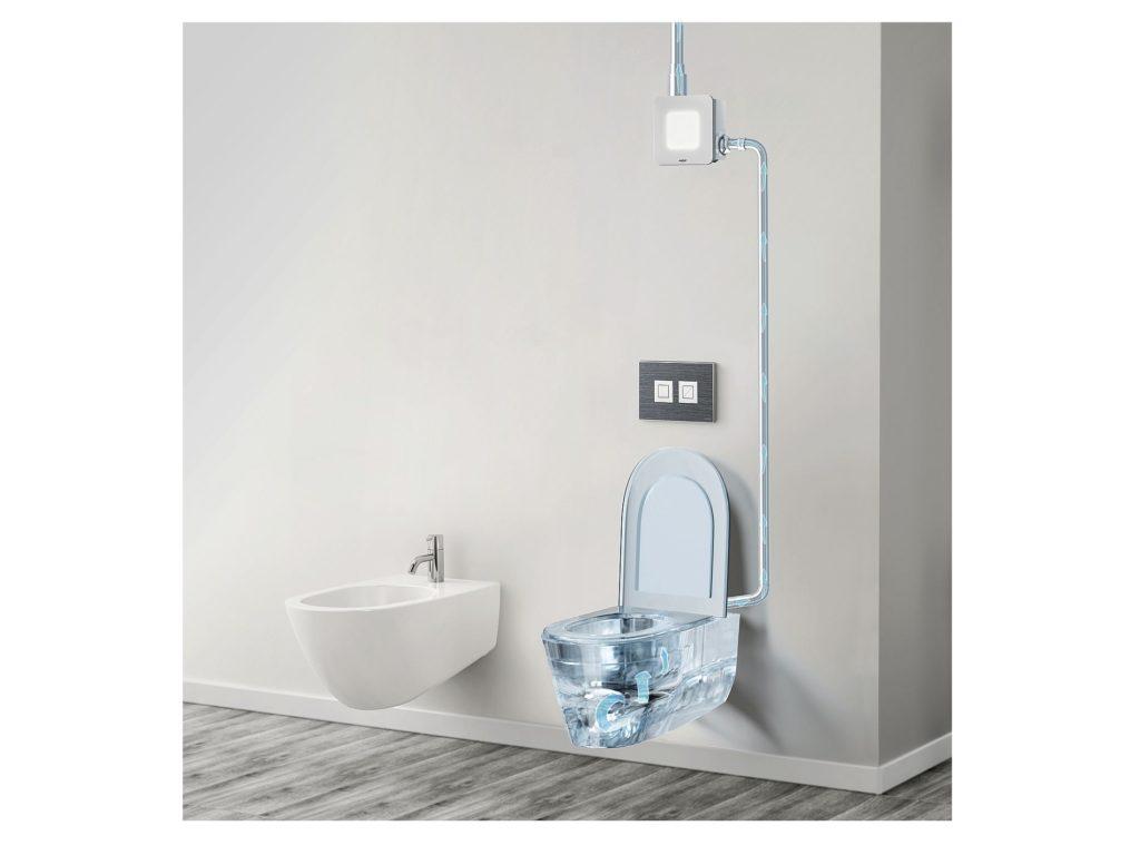 Valsir aria sempre pura in bagno con l aspiratore per wc gt