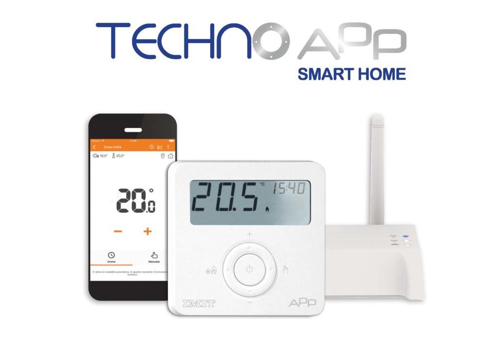 Techno App