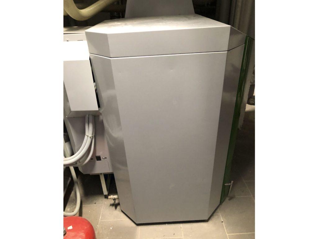 Generatore di calore a pellet