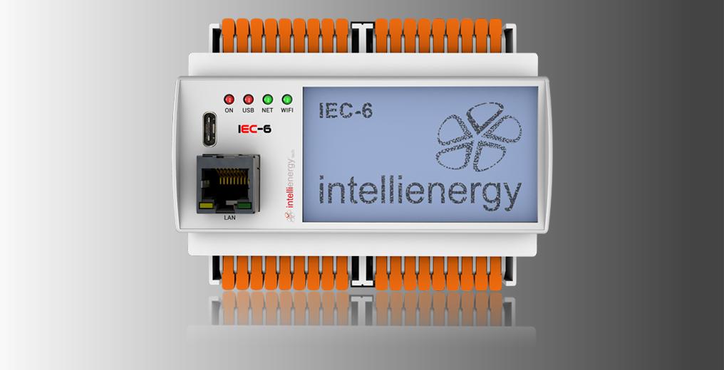 Intellienergy Edge Controller