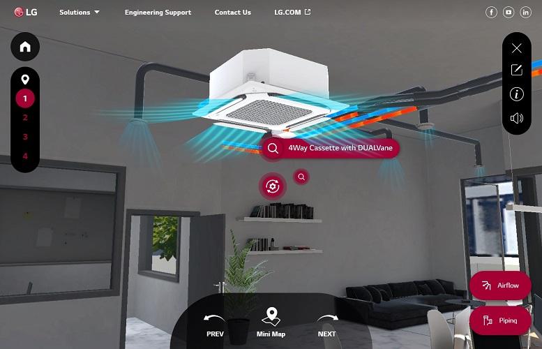 HVAC Virtual Experience