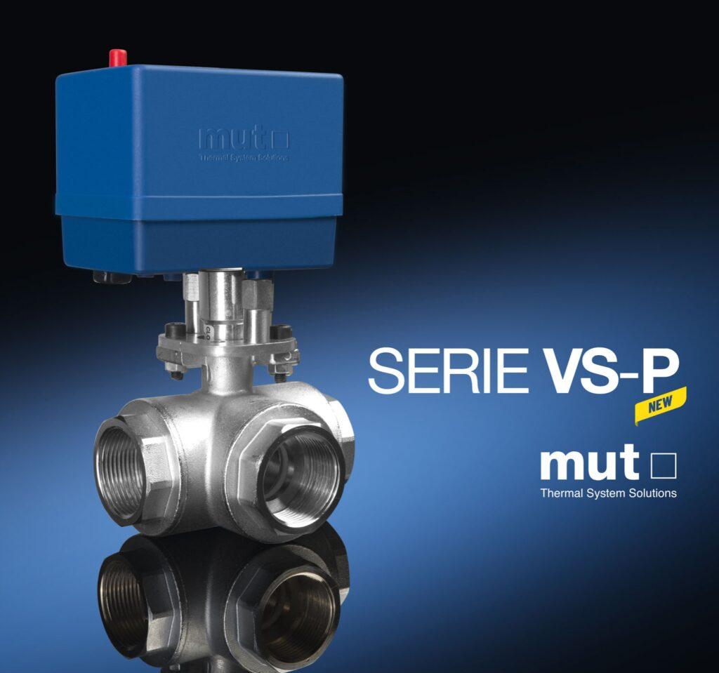 valvola VS-P MUT meccanica Tovo