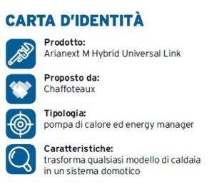 Arianext M Hybrid Universal Link