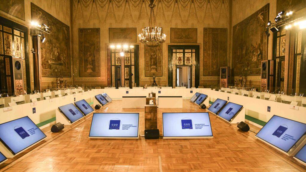 G20 transizione energetica